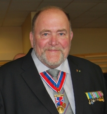 Edouard 2014- Grand Honorariat  FédéralBSPP