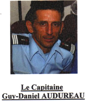 Capitataine G-D. AUDUREAU