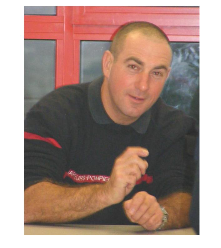 ... , pompier granvillais est décédé en portant secours…   AASPP91