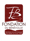 logo Fondation benevolat