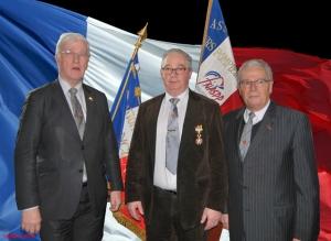 bis-Remise de médaille à Claude GAINE