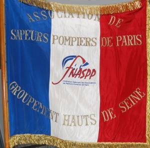 Drapeau AASPP:92