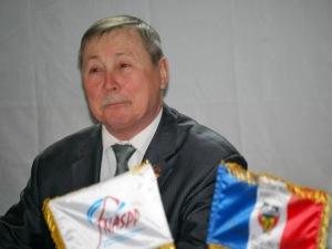 Le Président Lionel LAMANT
