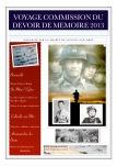 MEMO VOYAGE 2013-1ere page - Devoir memoire 2013