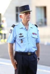 Général Gaetan Poncelin de Raucourt