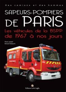 Couverture du livre VŽhicules de  la BSPP