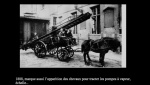 chevaux tracter pompes a vapeur 1888