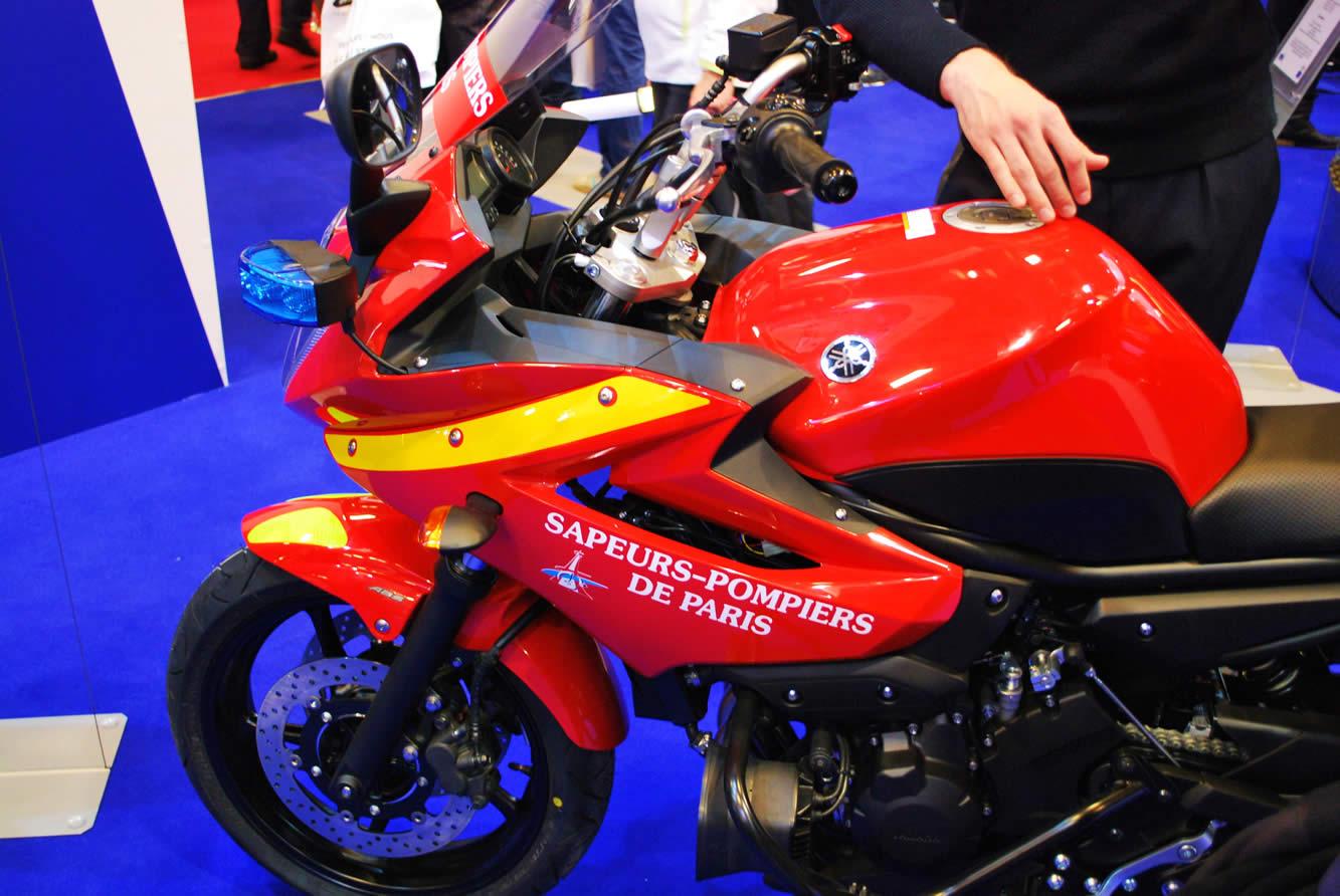 Vehicule intervention aaspp91 - Salon de la moto 2013 ...