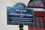 Esplanade du Capitaine Henri Pierret