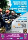 -Sdis91_Rassemblement-JSP-ADJSP_Essonne_affiche