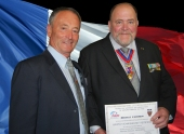 Res 150-grand honorariat federal 2014 Edouard avec Emil Daniel SAMBLANZIC
