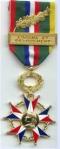 Médaille Civisme et Dévouement