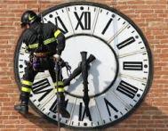 changement heure par pompier