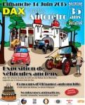 rallye de la mémoire a Dax