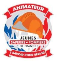 insigne d'Animateur JSP