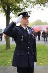nouveau directeur départemental adjoint, le lieutenant-colonel Jérôme Petitpoisson