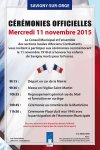 11 Novembre à Savigny sur Orge