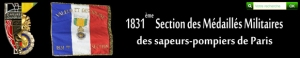 -SNEMM medailles militaire 1831eme section wissle
