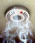 détecteur de fumée..
