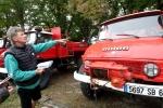 Ventes aux enchères du matériel de pompiers
